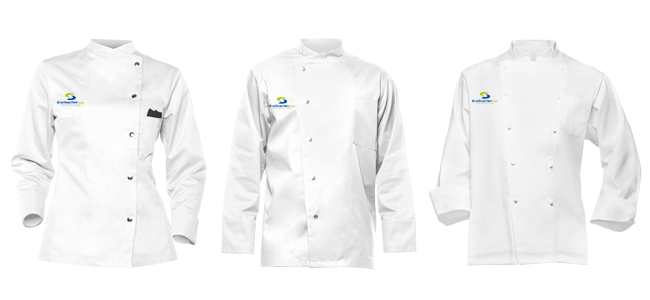 Drucksachen.Store - vestes-de-cuisine-gastrobekleidung